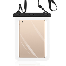 Mobile Phone Swimming Waterproof Carring With Detachable Lan