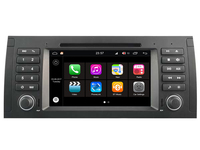 S190 Android 7.1 Auto Dvd-speler Audio Voor BMW X5 E53 (1999-2006) GPS Bluetooth Radio apparaat stereo Navi Media Autoradio