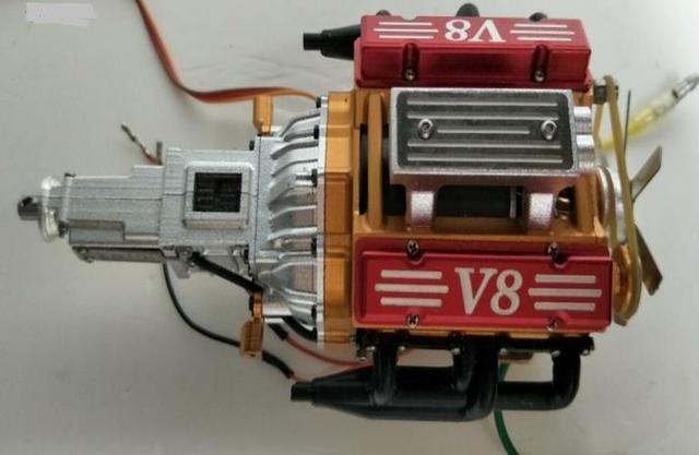 3 vitesse transmission bo te de vitesses moteur v8 pour 1. Black Bedroom Furniture Sets. Home Design Ideas