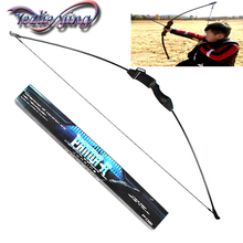 18 lb Children Recurve Bow Archery Youth Training Toy Children Bow Archery Shooting Practice