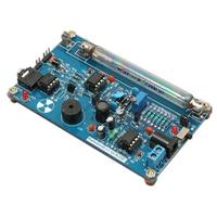 Meterk Assembled DIY Geiger Counter Kit Module Nuclear Radiation Detector