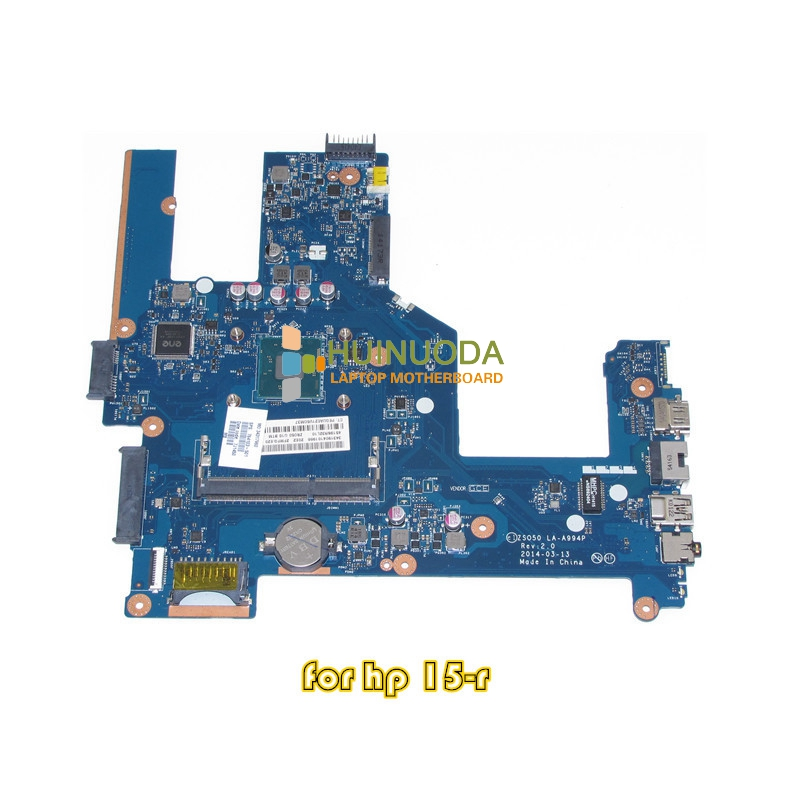 764103-501 764103-001 Main Board For HP Compaq 15 15-R 15T-R 15-S Laptop Motherboard ZSO50 LA-A994P SR1W2 N3530 CPU DDR3 free shipping 760970 501 zso50 la a992p i5 4210u 2gb main board for 15 r notebook motherboard