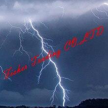 Sala de Escape game thunder and lightning, dispositivo personalizado para juego de la vida real