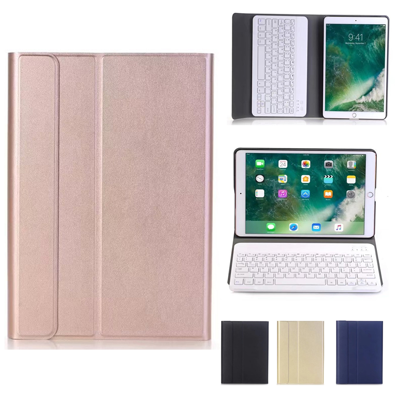 For Ipad Pro 10.5 Multi-function Removable Wireless Bluetooth Keyboard Case For Apple Ipad Pro 10.5 2017 Tablet A1701 A1709