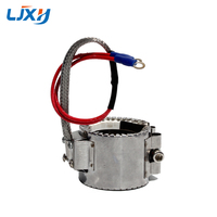 LJXH 45mm ID Ceramic Band Heaters Heating Element Band Heaters for Injection Molding Machine