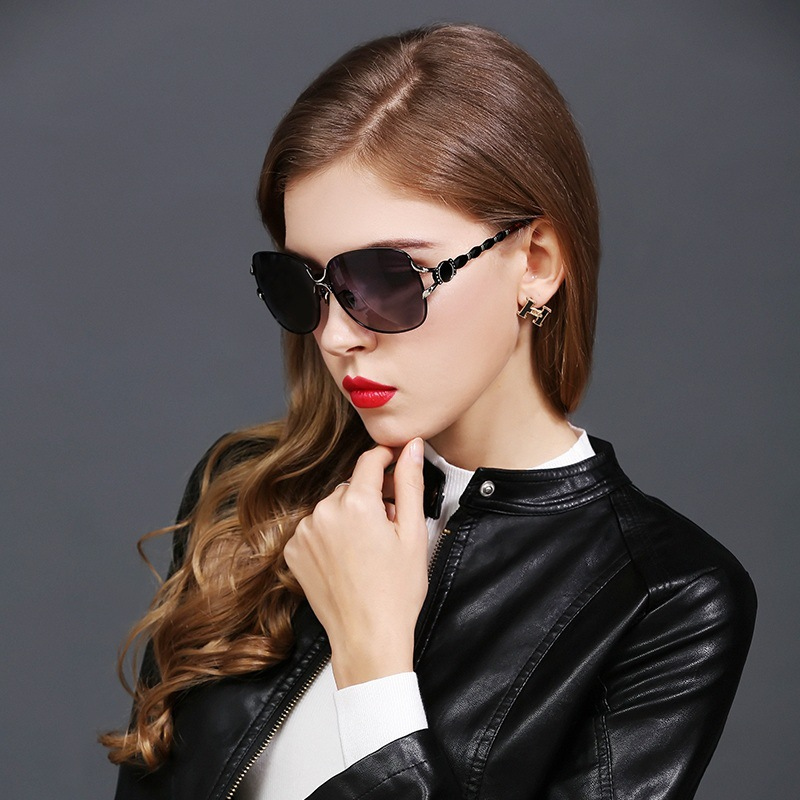 Retro Polarized Women Carter Luxury Brand Sun Glasses Female Shades Flower Sunglasses hot rays Driver Lunette Eyeglasses oculos