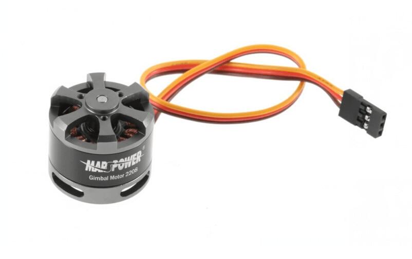 Бесщеточный карданный двигатель 2208 80 T/2204 260KV/2804 100KV/2805 140KV/2206 100T для крепления цифровой камеры Gopro CNC FPV