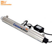 Coronwater Water Filter 6 gpm UV Disinfection Water Sterilizer SEV-5565