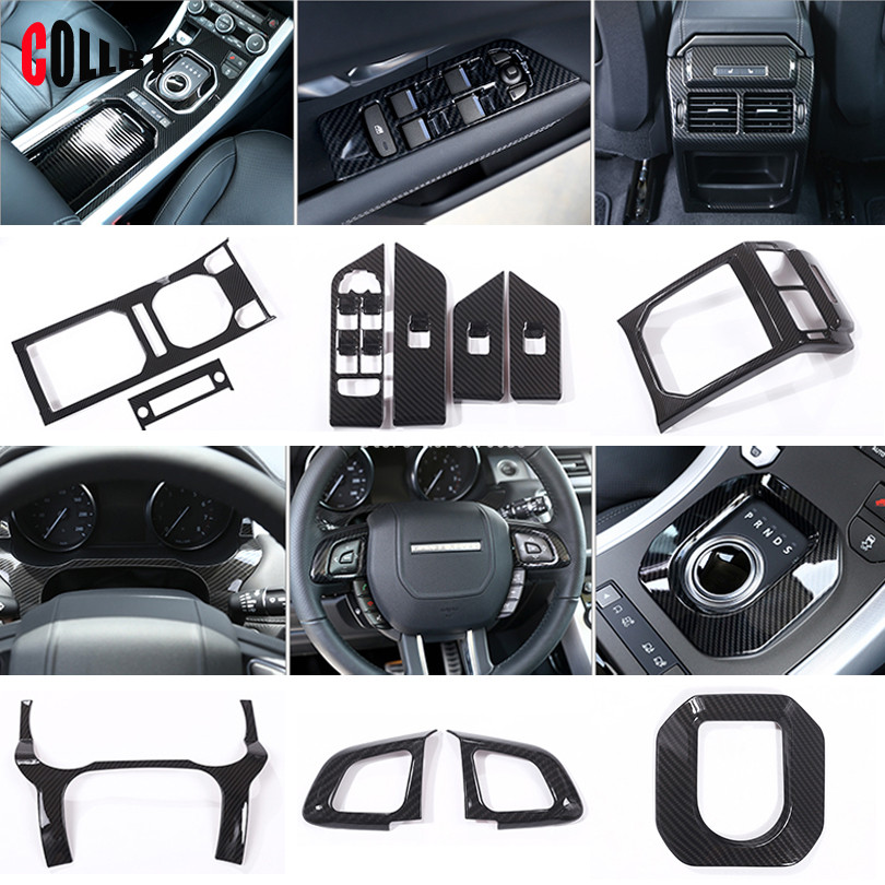 Land Rover 2012 Price: New Arrivals Carbon Fiber ABS Plastic Interior Accessories