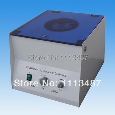 KX-B Desktop Electric Medical Laboratory Centrifuge Horizontal rotor 4000rpm CE 4 x 20ml or 4 x 20 ml 80 2a electric digital medical lab centrifuge laboratory centrifuge 4000rpm ce 12 x 20ml