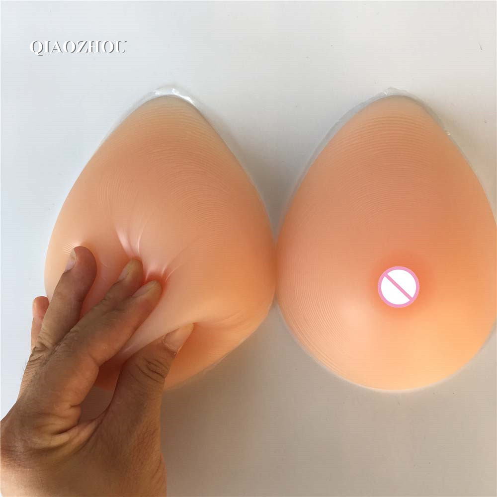 800g c cup mastecotmy silicone prosthesis realistic breast false artificial crossdresser boobs