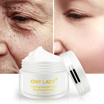 OMYLADY Face Creams Korean Cosmetic Deep Moisturizing Day Cream Hydrating Anti Wrinkle anti-aging Lift Esseence Skin Care 30g Facial Self Tanners & Bronzers