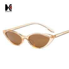 FREE SHIPPING Small CatEye  Orange Glasses JKP1033