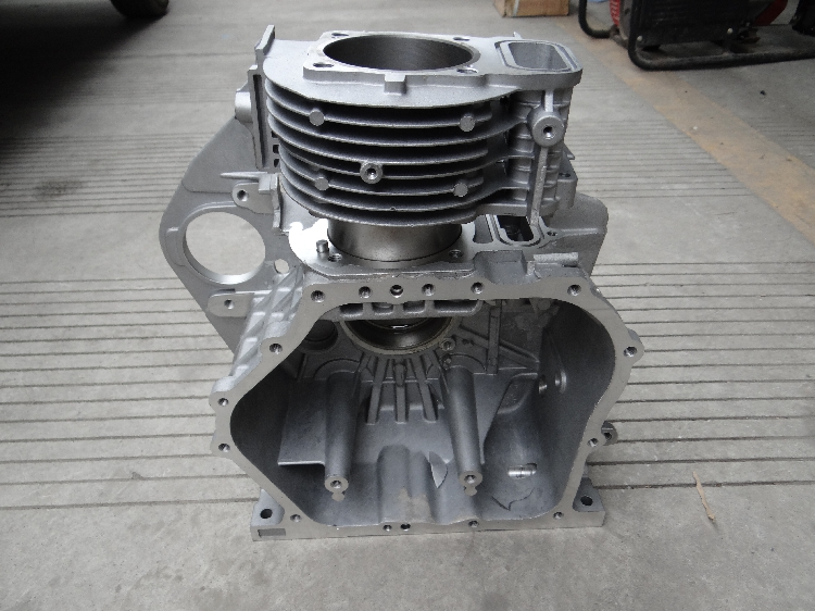 Fast Shipping diesel engine 186F 186FA Crankshaft case air cooled Crankshaft box suit for kipor kama and Chinese brand fast ship diesel engine 170f generator or tiller cultivators a full set of electric starting suit for kipor kama chinese brand