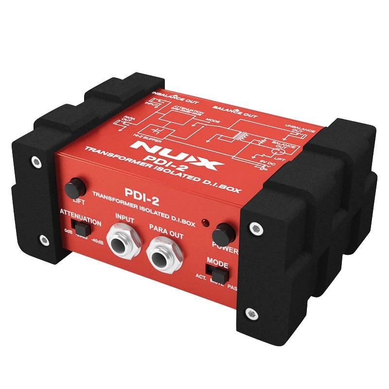 nux mini port usb xlr input output audio interface for mic midi instrument recording. Black Bedroom Furniture Sets. Home Design Ideas