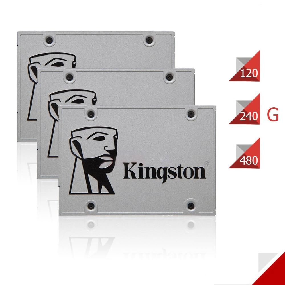 Kingston SUV400S37 120GB 240GB 480GB 2.5inch SATA3 HD SSD High Speed Internal Solid State Drive Hard Disk For Loptop PC Desktop londisk ssd 240gb 480gb sata hdd ssd internal solid state disk 240gb hard drive ssd sata3 2 5 for laptop desktop pc