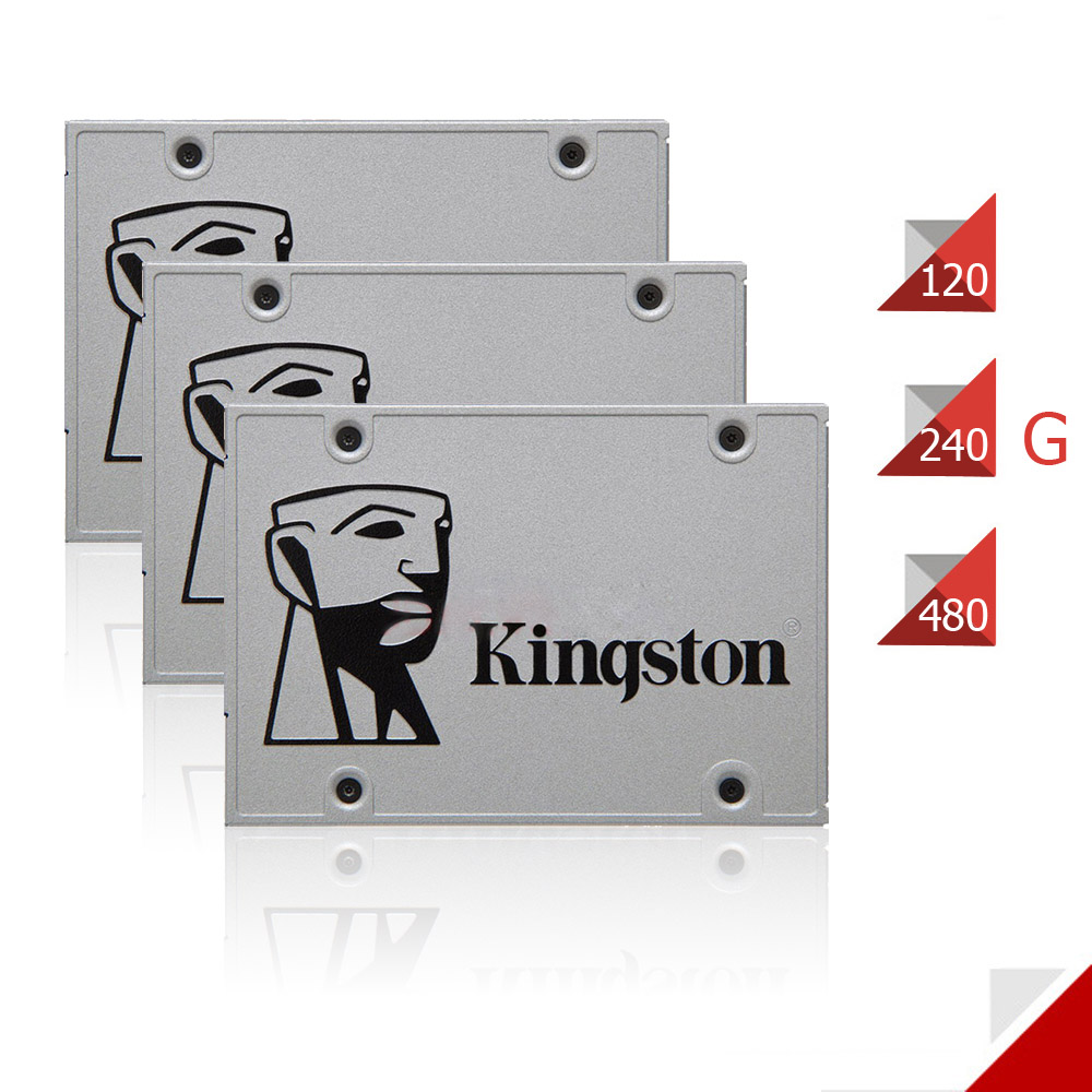 Kingston SUV400S37 120GB 240GB 480GB 2.5inch SATA3 HD SSD High Speed Internal Solid State Drive Hard Disk For Loptop PC Desktop ...