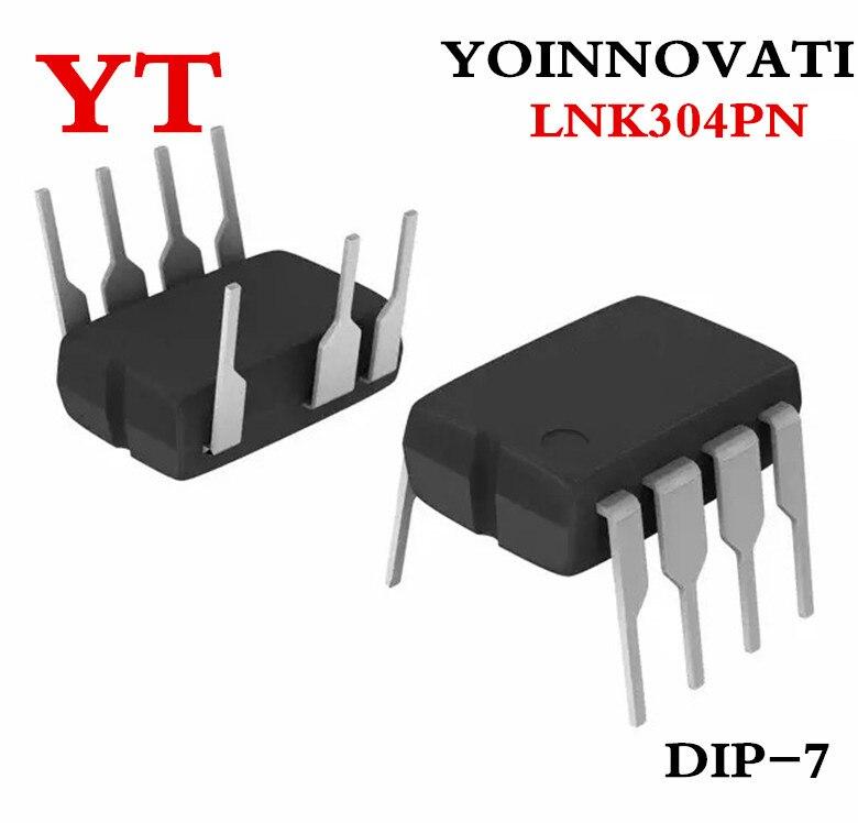 Бесплатная доставка 100 шт. LNK304PN LNK304P LNK304 DIP 7 IC лучшее качество|Интегральные схемы|   | АлиЭкспресс