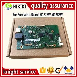 Image 3 - CZ172 60001 CZ181 60001 CZ183 60001 מעצב לוח עבור HP M125A M125 125A M127FW M127FN 127FN 127FW 128FN 128FW 1020