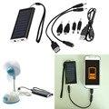 1350 mAH Solar Portátil Cargador de Batería del Banco de Alimentación de CA del USB para el Teléfono Celular de Promoción