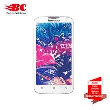Original de LENOVO A560 5.0 pulgadas Snapdragon MSM8212 quad core Android 4.3 2MP 512 MB RAM 4 GB ROM GSM 3G WCDMA dual sim smartphone