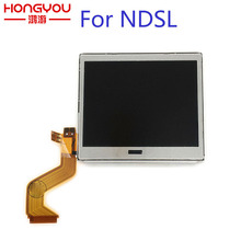 Original Replacement Top LCD Display For NDSL Screen Pantalla For Nintendo DS Lite NDSL Game Accessories