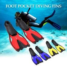 Lixada Adults Diving Fins Full Foot Diving Fins Close Heel Training Flippers Foot Pocket Fins Men Women Water Sports cressi gara 2000hf free diving fins
