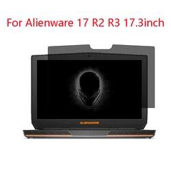 Dla Alienware 17 R2 R3 17.3 cal ekran laptopa ekran chroniący prywatność prywatność anty blu ray skuteczna ochrona wzroku| |   -