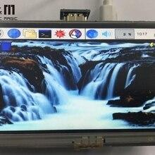 Индивидуальные Язык 4,3 дюймов ЖК-дисплей монитор HDMI Дисплей 60 Гц HD Экран USB 5V для Raspberry Pi банан