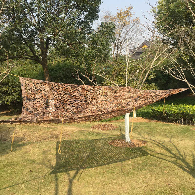 1 5 7M Outdoor Militaire Filet Mesh Screen Camouflage Net Hunting Blind Accessories Outdoor CS Game