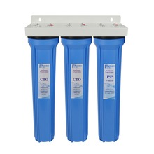 Whole House 3-Stage Water Filter System with 20