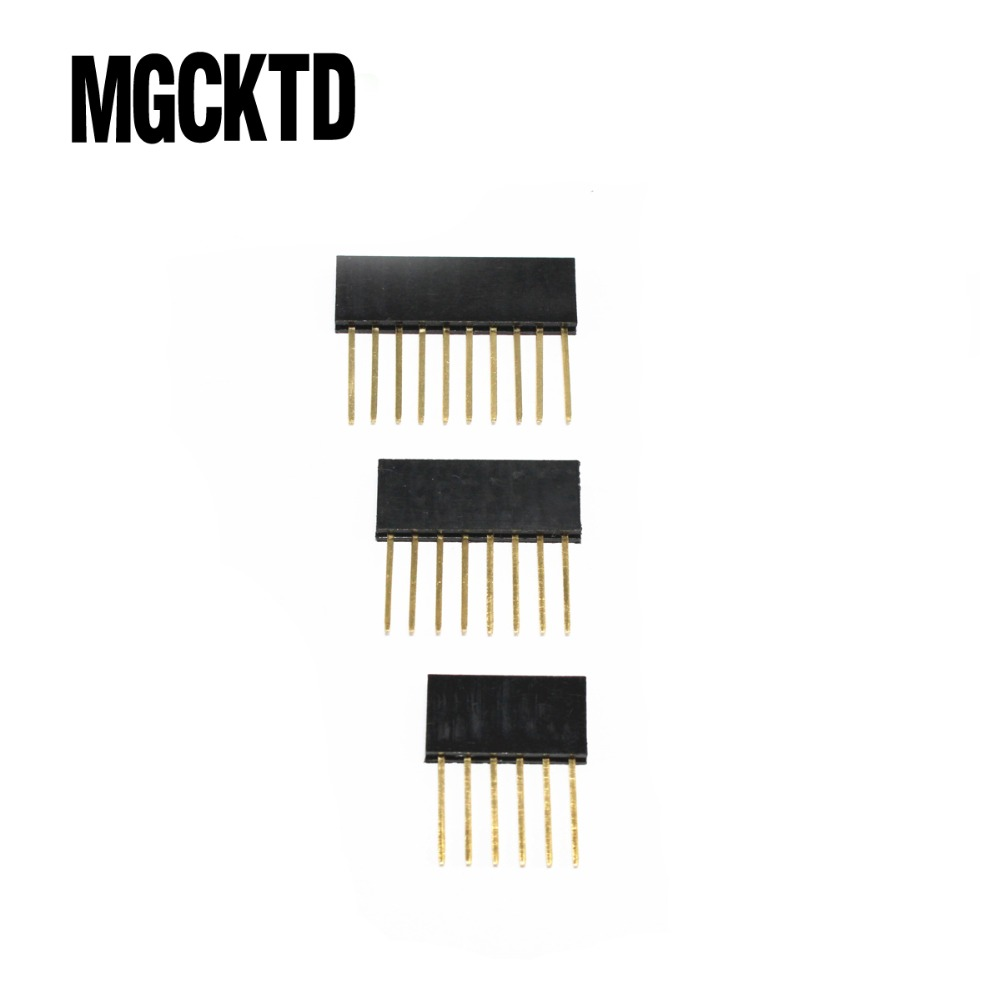 Straight Pin IDC Box Headers Various Pins//QTYs UK Seller Great for Arduino