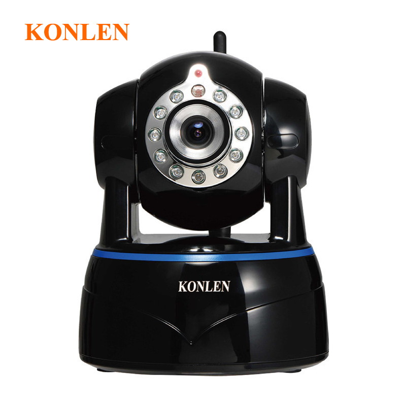 2MP 1080P HD WiFi IP Camera Home Security P2P Webcam Camcorder Video Recorder