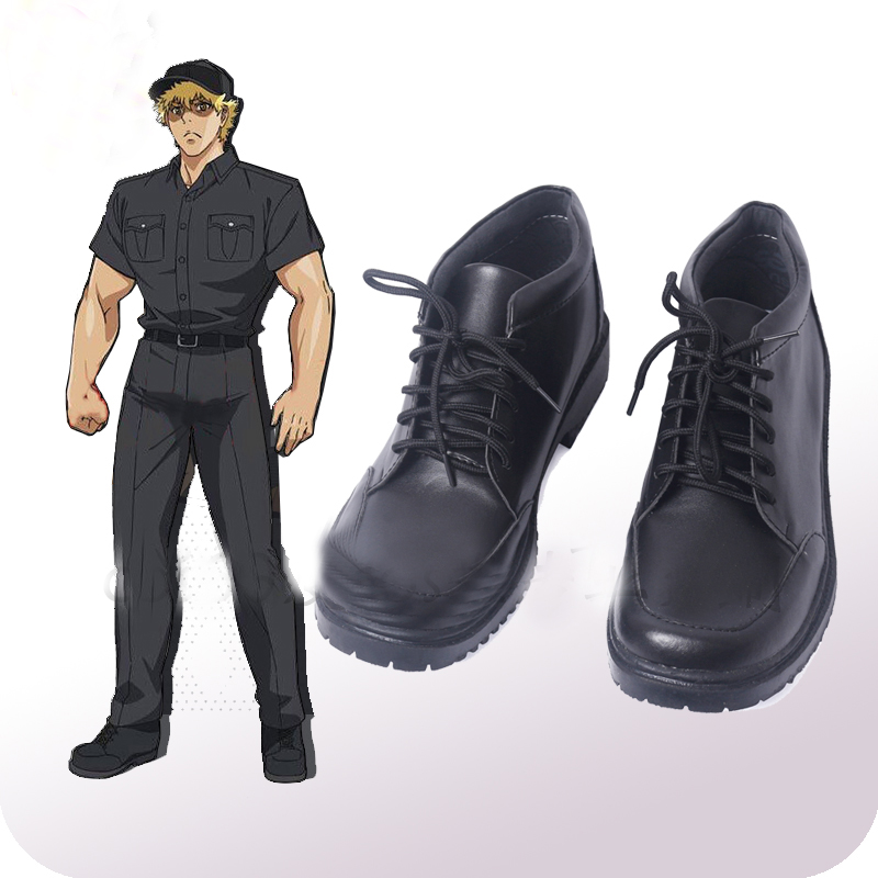 Cells At Work Hataraku Saibo Killer T Cell Cosplay Shoes Boots Halloween Carnival Cosplay Costume Accessories