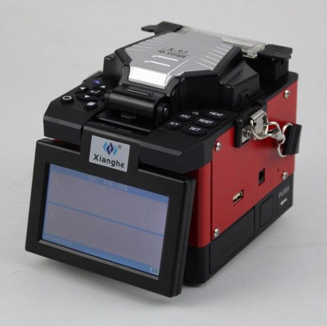 X-97 Сварочный Аппарат Автоматическая Интеллектуальная Волоконно-Оптических Fusion Splicer