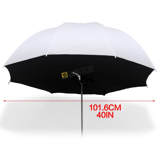 """Prix pour Selens 101 cm/40 """"parapluie translucide photo studio éclairage parapluies softbox pour photographique lumière"""