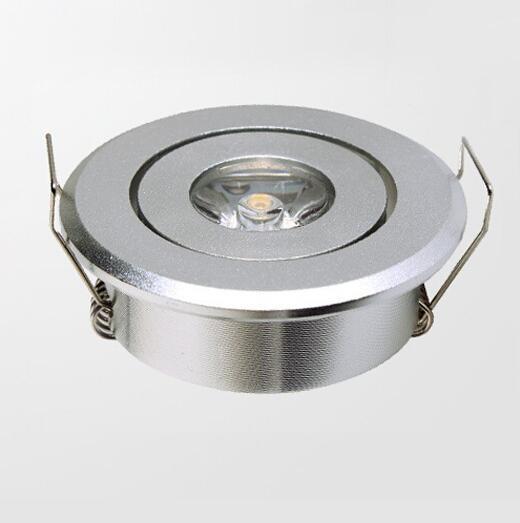 1W Мини диодты жарықдиодты дөңгелек - LED Жарықтандыру - фото 2