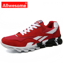 Allwesome Times Rubber Shoes Men Casual Basket Human Race Light Shoelace Adult Triple Sneakers Hard-Wearing Sapatos Masculinos