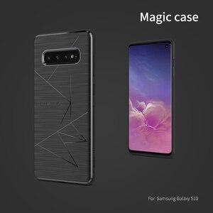 Image 2 - Do Samsung Galaxy S8 Plus Nillkin bezprzewodowy odbiornik ładowania magiczny futerał do Galaxy S10 Plus skrzynki pokrywa bezprzewodowa ładowarka przypadku