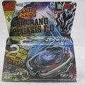 1 Шт. Beyblade Металл Fusion 4D Установить БОЛЬШОЙ ВЗРЫВ ПЕГАСИС F: D + Launcher Игра Детей Игрушки Рождественский Подарок BB105 Lct_029