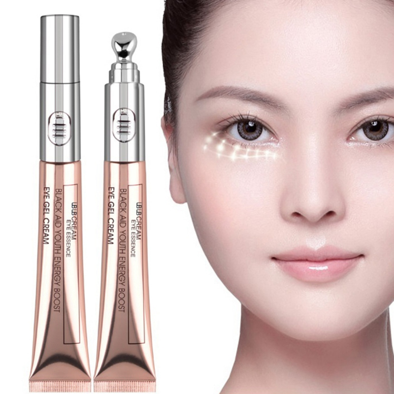 Electric Eye Massager Remove Wrinkles Dark Circle Eye Cream Anti-Aging Fine Lines Lifting Skin care Mini Electric Eye Massager