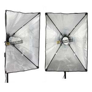 Image 5 - جديد التصوير الفوتوغرافي سوفت بوكس عدة إضاءة 50x70 سنتيمتر سوفت بوكس المهنية نظام إضاءة مستمرة للصور استوديو المعدات 2 متر ترايبود