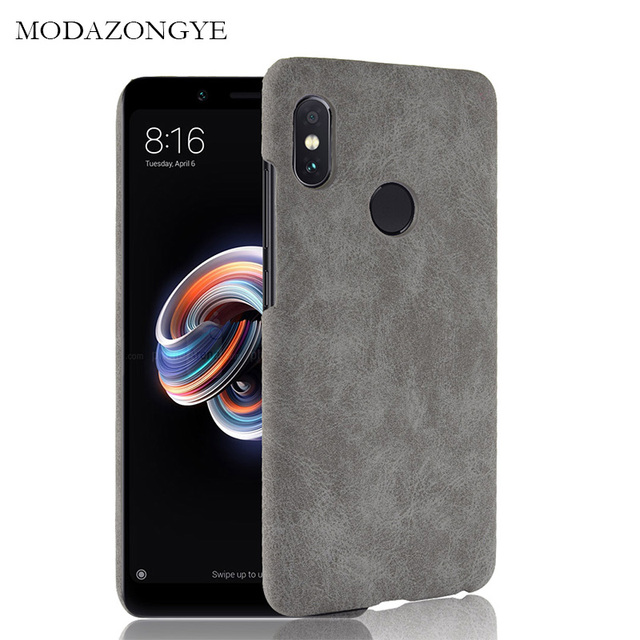 superior quality 02c52 f6779 US $2.44 35% OFF|For Xiaomi Redmi Y2 Case Redmi Y2 Case Luxury PU Leather  Hard Plastic Back Cover Phone Case For Xiaomi Redmi Y2 RedmiY2-in Fitted ...