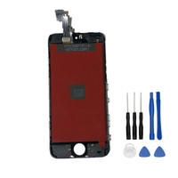 High Quality LCD For IPhone 5C Display With Touch Screen Digitizer Assembly 100 Tested Replacement Tools
