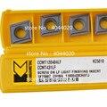 Kennametal CCMT120404LF KC5010 CCMT431LF KC5010 5 stücke hartmetall einsätze