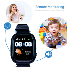 kids GPS Smart Baby Watch Q90