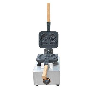 Mini Parrilla De Gas | Máquina De Hacer Waffles Taiyaki, Máquina De Hacer Waffles, Máquina De Hacer Waffles, Pequeña Máquina De Hacer Waffles Para El Hogar, Parrilla De Pastel A Gas En Forma De Pescado, FY-1105.R