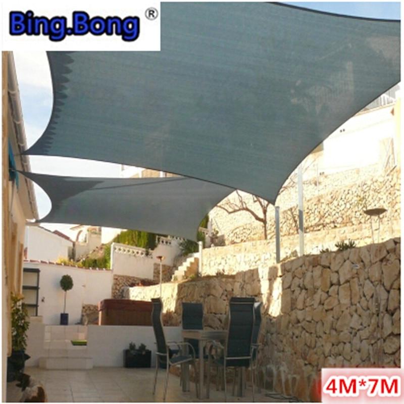 23m Garden Tent Mesh Network Fabric Shade Hdpe 36 Needles - Tela-para-jardin