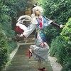 Touken Ranbu Online Imanotsurugi Cosplay Polyester Costume Samurai Suit Japanese Uniform Game Cosplay