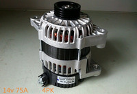 generator fit for chery QQ QQ6 S22 S21 Alternator for 372/472 engine S11 3701110BA